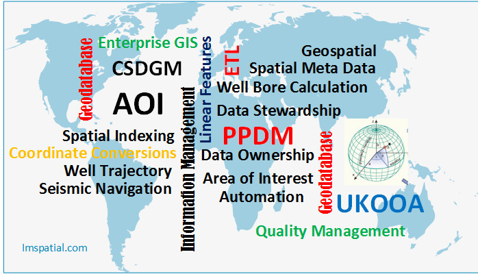 The Concept of Data Stewards & Owners in Petroleum Enterprise Geospatial Infrastructure