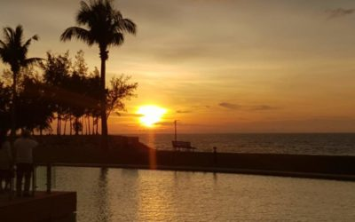 Random Sunset Clicks